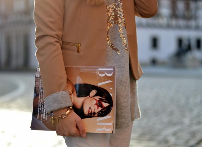 Maracujabluete-Modeblog-Outfit-Weihnachten-Festtage-Camel-Glitzer-7