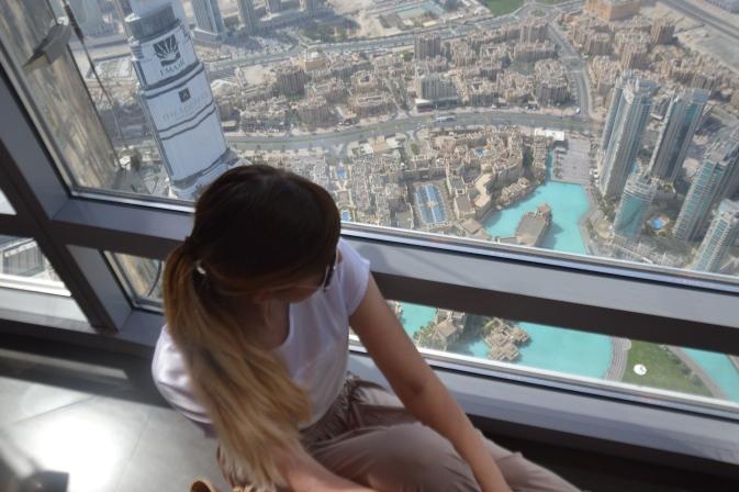 Maracujabluete-Reiseblog-Reisebericht-Dubai-Citytrip-Stopover-Burjkhalifa-atthetop