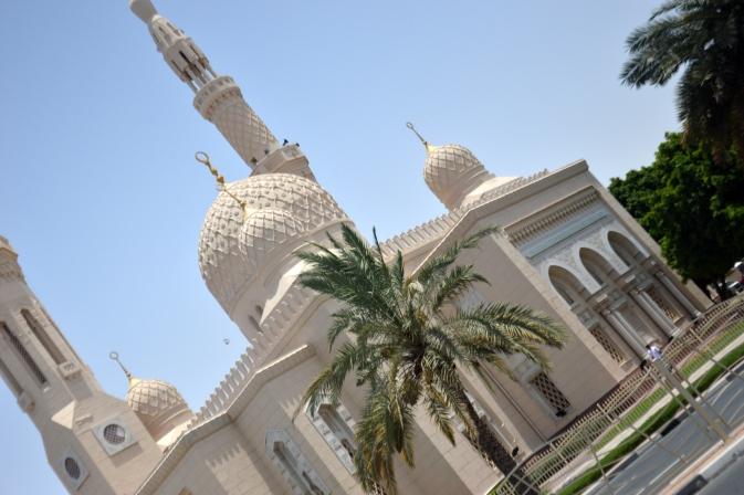 Maracujabluete-Reiseblog-Reisebericht-Dubai-Citytrip-Stopover-Jumeirah-Moschee