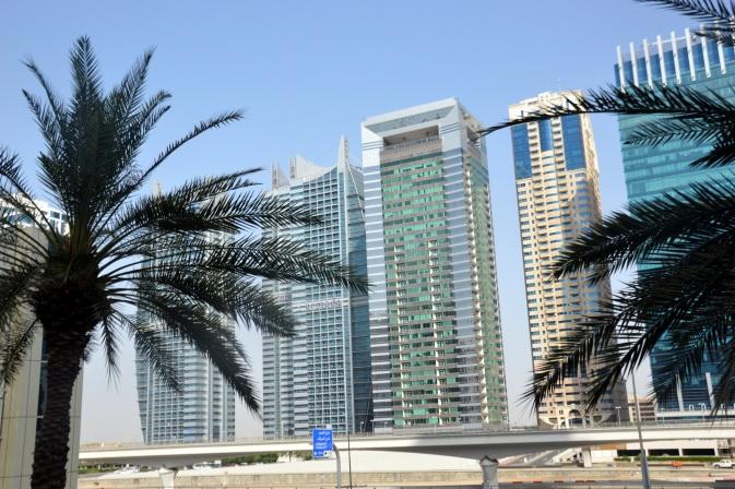Maracujabluete-Reiseblog-Reisebericht-Dubai-Citytrip-Stopover-skyline-2