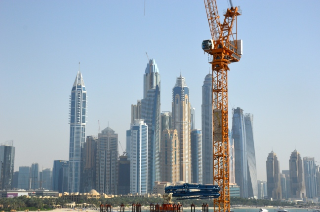 Maracujabluete-Reiseblog-Reisebericht-Dubai-Citytrip-Stopover-Skyline