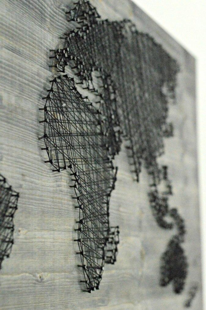 Maracujabluete-Fashionblog-Lifestyleblog-Mainz-DIY-Weltkarte-String-art-2