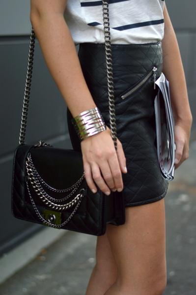 Maracujabuete-Fashionblog-Modeblog-Mainz-Frankfurt-Lederrock-Esprit-Shirt-Streetstyle-1
