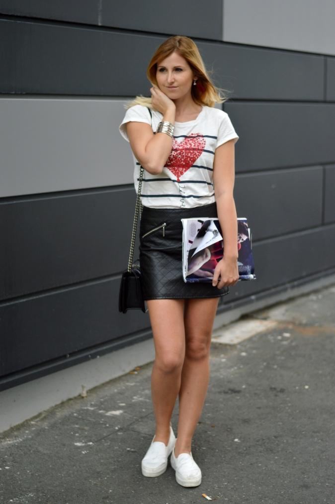 Maracujabuete-Fashionblog-Modeblog-Mainz-Frankfurt-Lederrock-Esprit-Shirt-Streetstyle-7