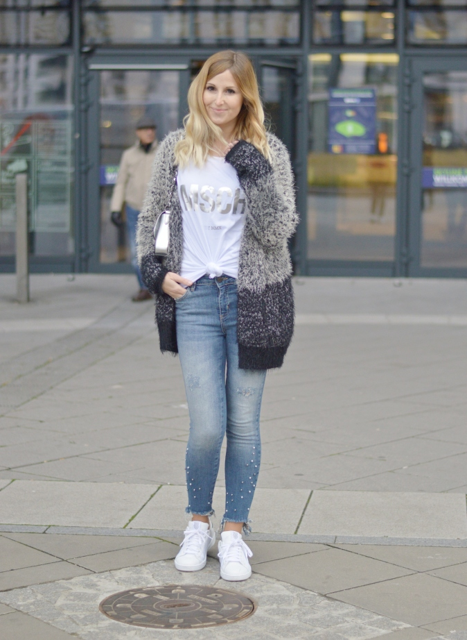 Maracujabluete-Fashionblog-Modeblogger-Mainz-Frankfurt-Outfit-streetstyle-herbst-sneakers-silber-cardigan-11