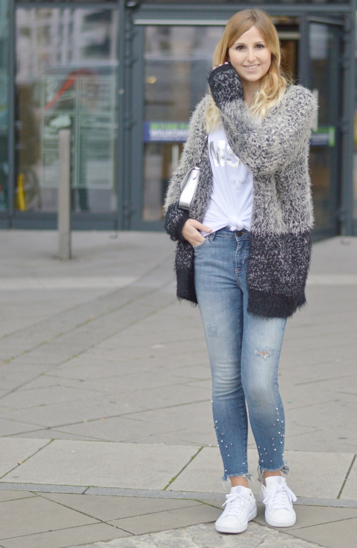 Maracujabluete-Fashionblog-Modeblogger-Mainz-Frankfurt-Outfit-streetstyle-herbst-sneakers-silber-cardigan-9