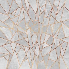 Poster Shattered Concrete - © Elisabeth Fredriksson