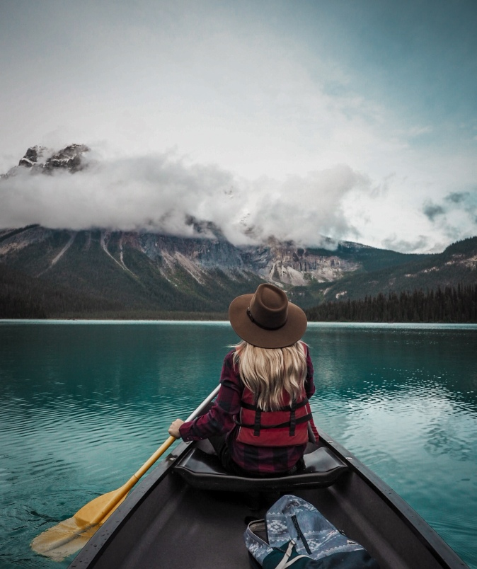 Maracujabluete Reiseblog - Rundreise Westkanada - Emerald Lake