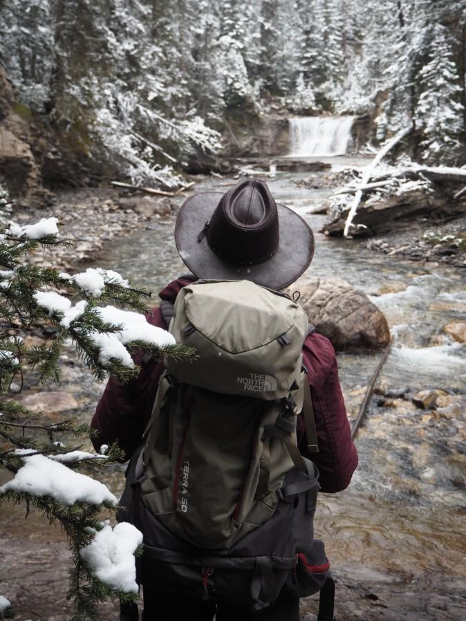 Maracujabluete Travelblog - Rundreise Kanada - Banff Nationalpark