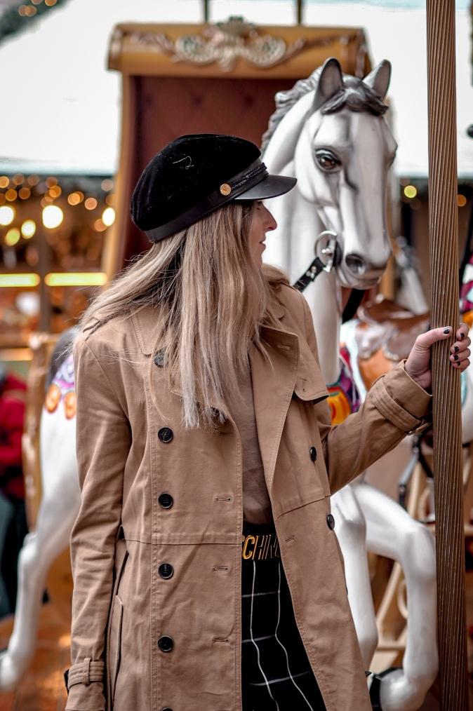 Winter Outfit Wiesbaden Weihnachtsmarkt