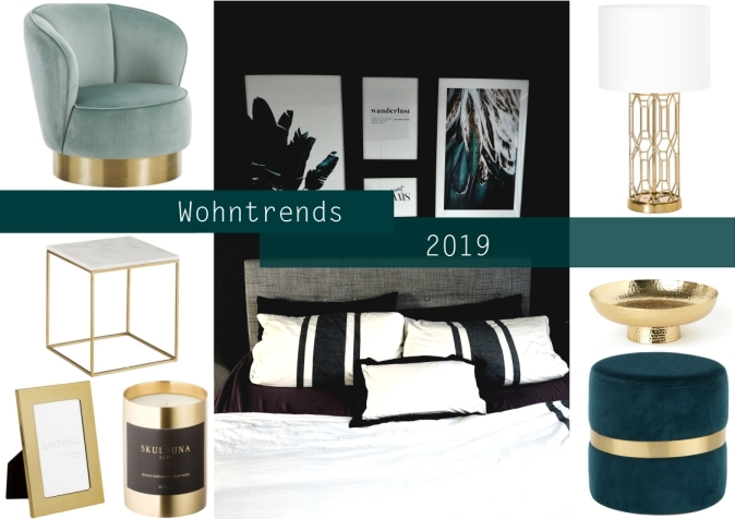 collage wohntrends