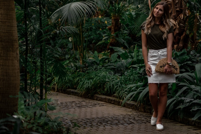 Maracujabluete Fashionblog Sommeroutfit Jeansrock 3