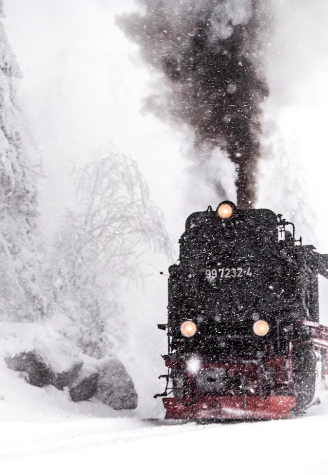 Reisen Harz Brockenbahn