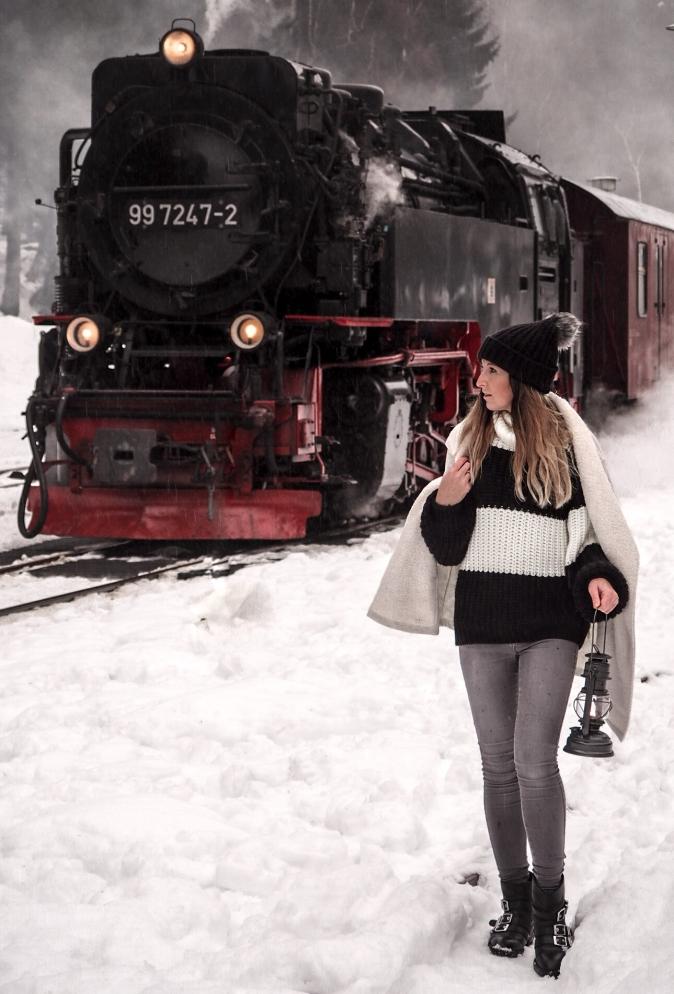 Reisetipps Brockenbahn Bahnmhof Schierke