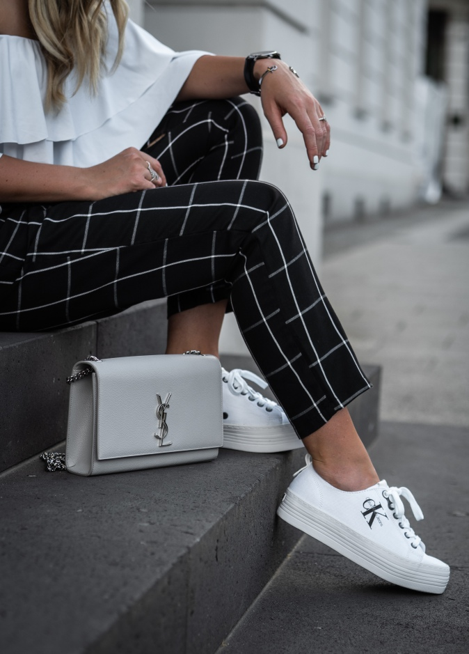 Maracujabluete Fashionblog Modeblog Frankfurt Calvin Klein Sneakers