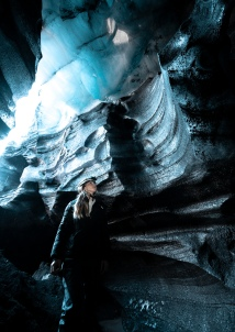 Katlatrack Ice Cave