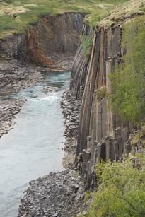 Studlagil Canyon 3