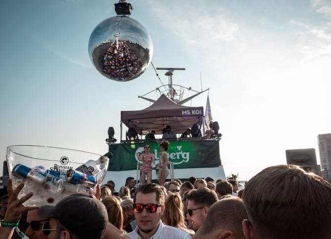 Sonne, Boat & Sterne Festival Hamburg 2